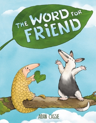 Cover for The Word for Friend