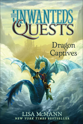 Dragon Captives (Unwanteds Quests #1) Cover Image