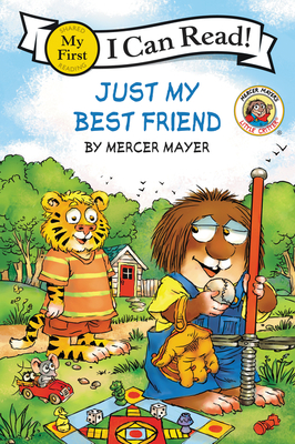 Little Critter: Just My Best Friend (My First I Can Read) Cover Image