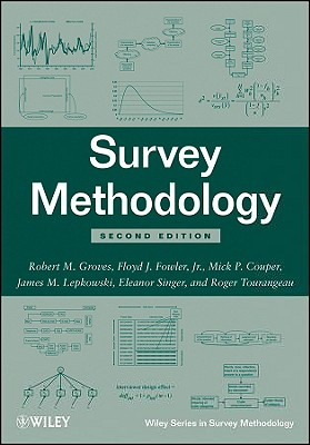 Survey Methodology (Wiley Series in Survey Methodology #561) Cover Image