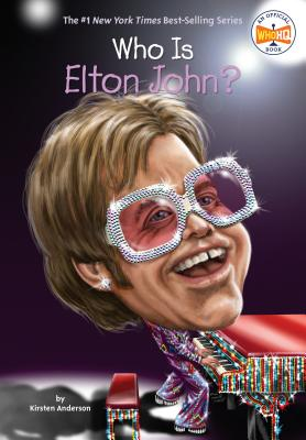 Who Is Elton John? (Who Was?) Cover Image