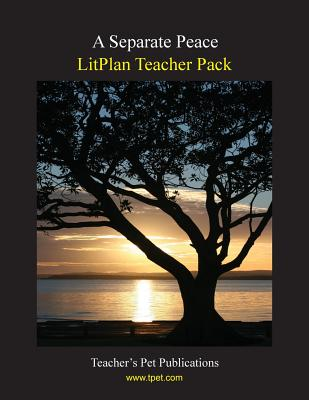 Litplan Teacher Pack: A Separate Peace Cover Image