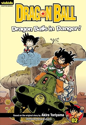Dragon Ball: Chapter Book, Vol. 02 cover image