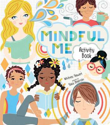 Mindful Me Activity Book Cover Image