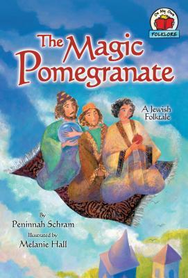 The Magic Pomegranate Cover