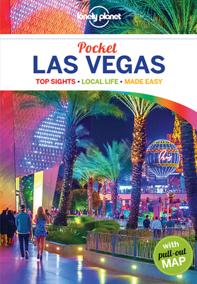 Lonely Planet Pocket Las Vegas Cover Image