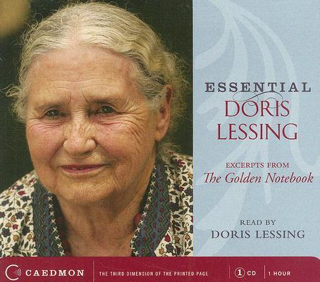 Essential Doris Lessing CD Cover
