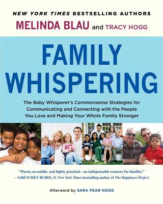 Family Whispering Cover