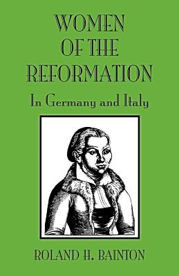 Cover for Women Reformation Germany and