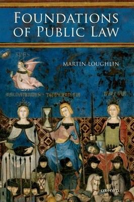 Foundations of Public Law Cover Image