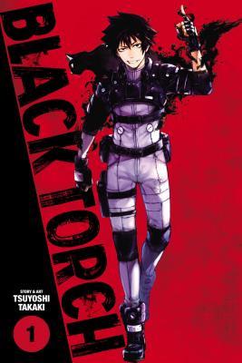Black Torch, Vol. 1 Cover Image