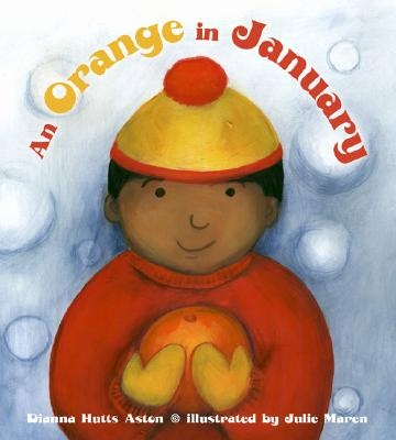 An Orange in January Cover