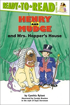 Henry and Mudge and Mrs. Hopper's House (Henry & Mudge #22) Cover Image