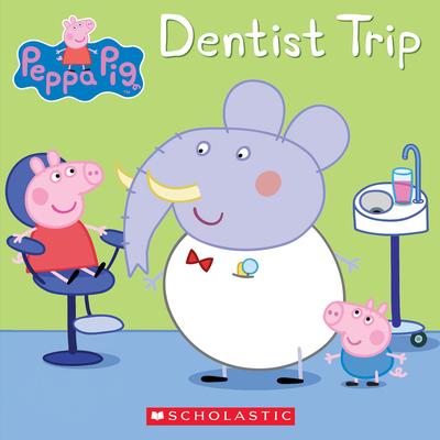 Dentist Trip (Peppa Pig: 8x8) Cover Image