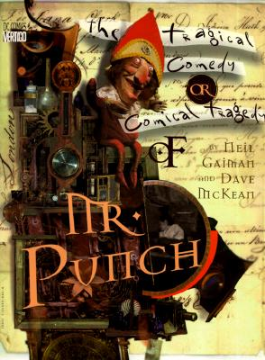 Mr. Punch the Tragical Comedy or Comdey Tragedy Cover