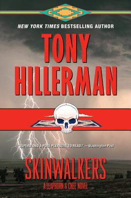 Skinwalkers: A Leaphorn and Chee Novel Cover Image