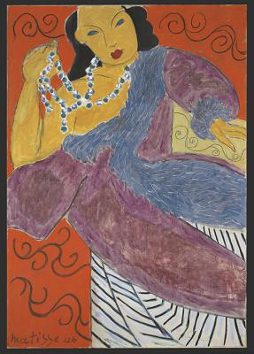 Matisse - Asie Cover Image