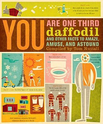 You Are One-Third Daffodil Cover