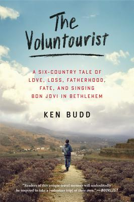 The Voluntourist Cover