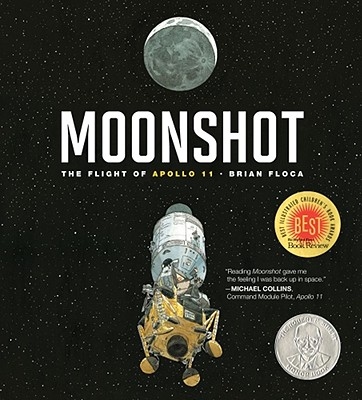 Moonshot: The Flight of Apollo 11 Cover Image