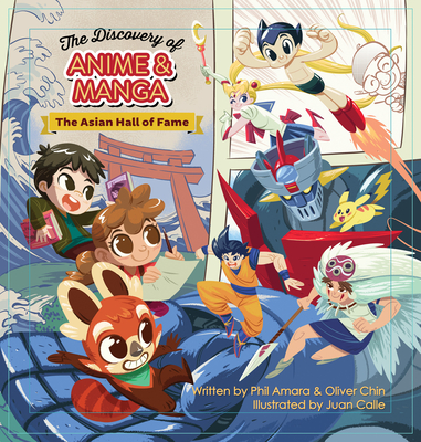 Cover for The Discovery of Anime and Manga