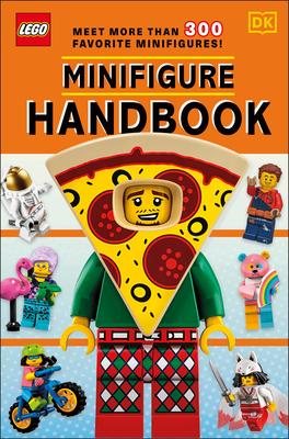 LEGO Minifigure Handbook Cover Image