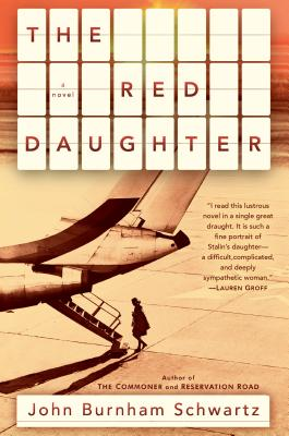 The Red Daughter: A Novel Cover Image