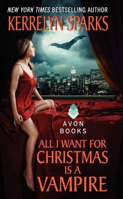 All I Want for Christmas Is a Vampire Cover