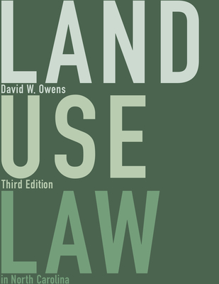 Land Use Law in North Carolina Cover Image