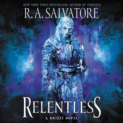 Relentless Lib/E: A Drizzt Novel Cover Image