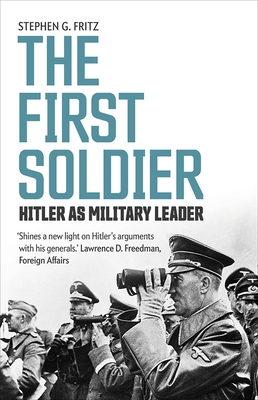 Cover for The First Soldier