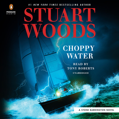 Choppy Water (A Stone Barrington Novel #54) Cover Image