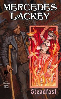 Steadfast (Elemental Masters #8) Cover Image