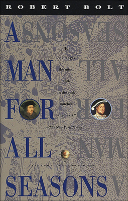 A Man for All Seasons Cover Image