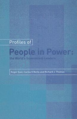 Profiles of People in Power: The World's Government Leaders Cover Image