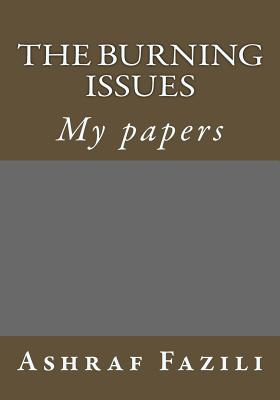The Burning Issues: My papers Cover Image