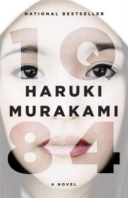 Cover of 1Q84 by Haruki Murakami