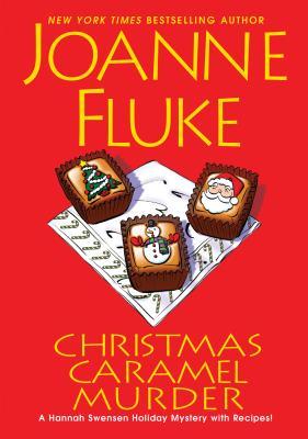 Christmas Caramel Murder (Hannah Swensen Mysteries) Cover Image