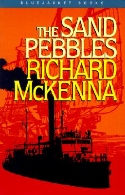 Cover for The Sand Pebbles (Bluejacket Books)