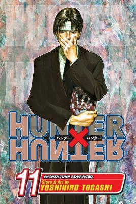 Hunter x Hunter, Vol. 11 Cover Image