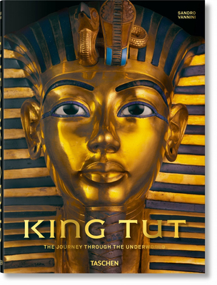 King Tut. the Journey Through the Underworld Cover Image