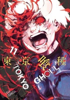 Tokyo Ghoul, Vol. 11 Cover Image