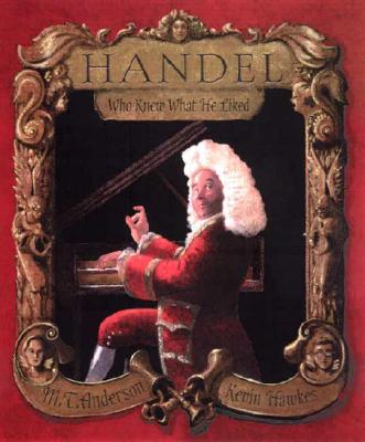 Handel, Who Knew What He Liked Cover