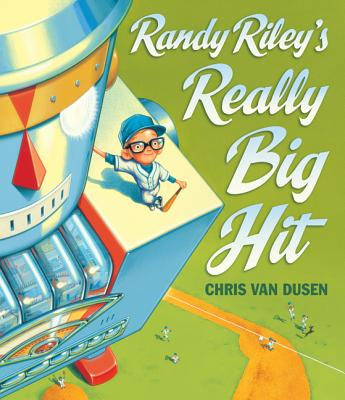 Randy Riley's Really Big Hit Cover Image