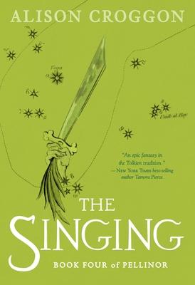 The Singing: Book Four of Pellinor (Pellinor Series) Cover Image