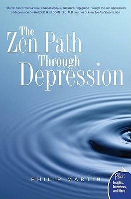 The Zen Path Through Depression Cover