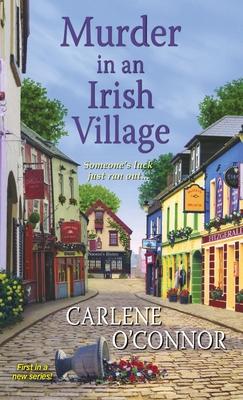 Murder in an Irish Village (An Irish Village Mystery #1) Cover Image