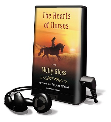 The Hearts of Horses [With Earbuds] Cover Image