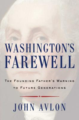 Washington's Farewell Cover