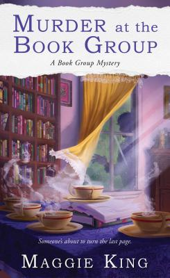 Murder at the Book Group Cover